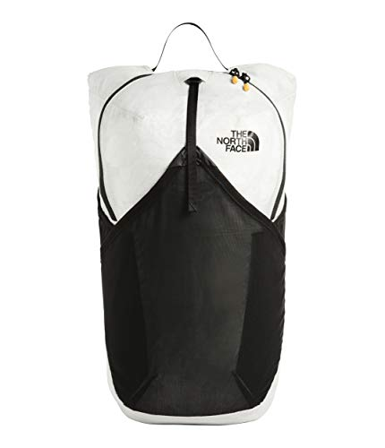 The North Face Flyweight Sac à Dos Mixte Adulte, Gris (Tin Grey/TNF Black), Taille Unique