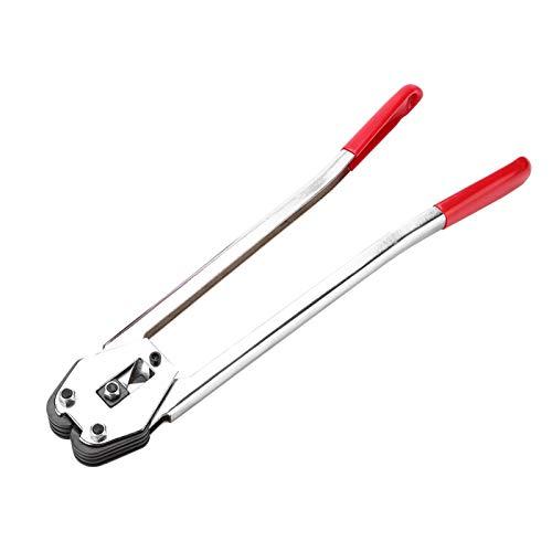 Banding Strapping Kit, Manual Tensioner & Sealer, for PP/PET Plastic