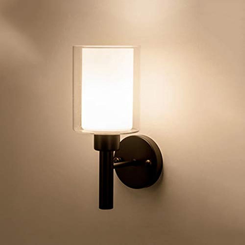 ZHYZN Wandleuchte passend für Residence Single Head Hotel Retro Lampe Wandleuchte Vogue