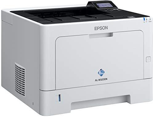 Impresora Epson Aculaser Workforce AL-320DN 40 PPM Duplex automática Tarjeta de red PCL5 PCL6