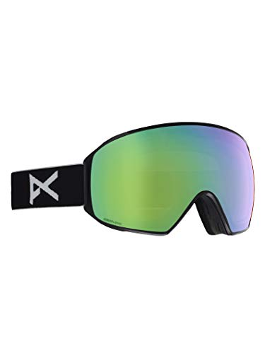 Masque de Ski M4 Toric - Black - Sonar Green + Sonar Blue - Masque MFI