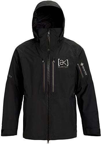 Burton Mens Ak Gore-Tex Swash Jacket, True Black New, X-Small