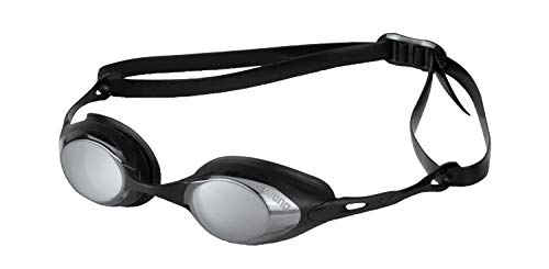 Arena - Gafas de natación Cobra para Adulto, Color Negro