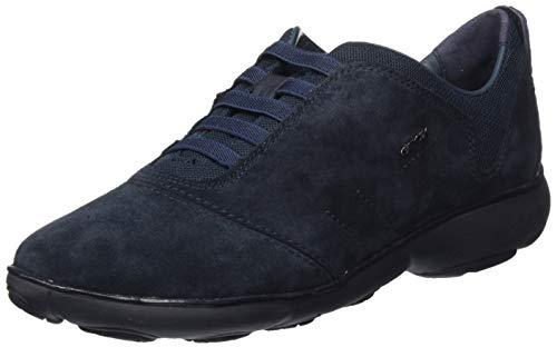 Geox Damen D Nebula C Sneaker, Navy, 36 EU