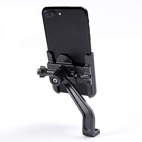"""Support de Téléphone de Vélo Guidon en Alliage D'Aluminium Support de Support de Téléphone Portable Pour Moto Voiture éLectrique S'Adapte Aux Smartphones de 3,5 """"à 7,5"""""""