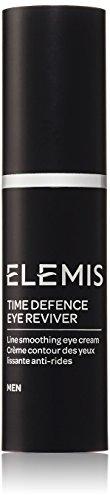 Elemis Time Defence Eye Reviver, Anti-Ageing Eye Cream for Men, 15 ml