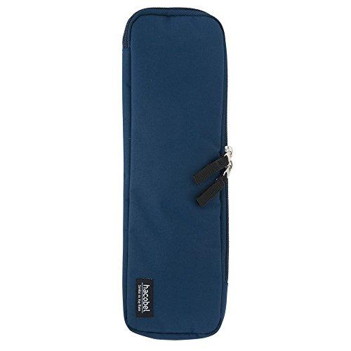 マーナ(MARNA) hacobel 吸水傘ケース 2way Biz ネイビー 内側マイクロファイバー S437