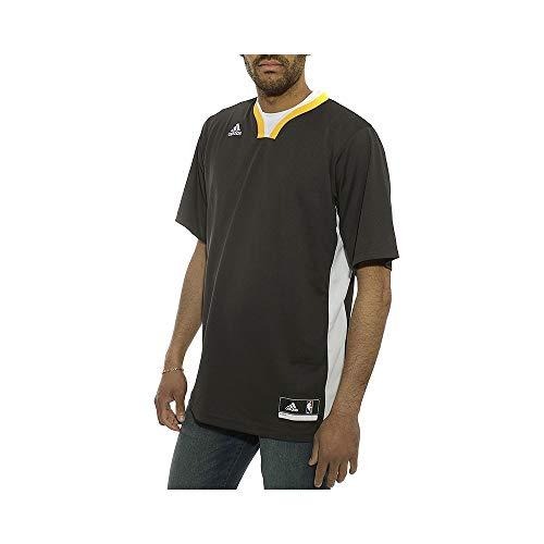 adidas INT Replica JRSY - Camiseta para Hombre, Color Azul/Blanco/Amarillo, Talla S