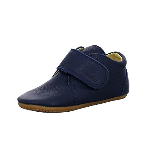 Froddo Prewalkers G1130005-5 - Zapatos para bebé unisex (forro frío), color Azul, talla 23 EU