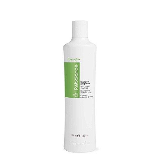 Fanola Rebalance Anti grease Shampoo – tegen vettig haar. 350 ml