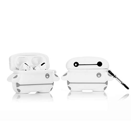 ZAHIUS Airpods Pro Silicone Case Funny Cover Compatible for Apple Airpods...