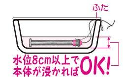 クマガイ電工サンアート『多用途加熱&保温ヒーター「沸かし太郎」(SCH-901)』