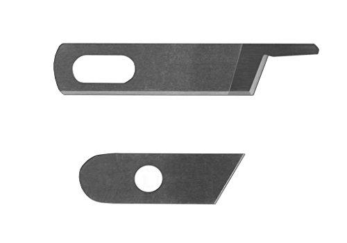 Markenlos Overlockmesser für Singer Overlock 14SH644,14SH654,14SH744,14SH754,14hd854