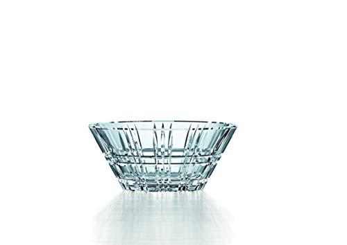 Spiegelau & Nachtmann, 2-teiliges Schalen-Set, Ø 15 cm, Kristallglas, Square, 101259
