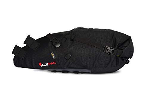 Acepac Satteltasche Satteltasche, schwarz, 10