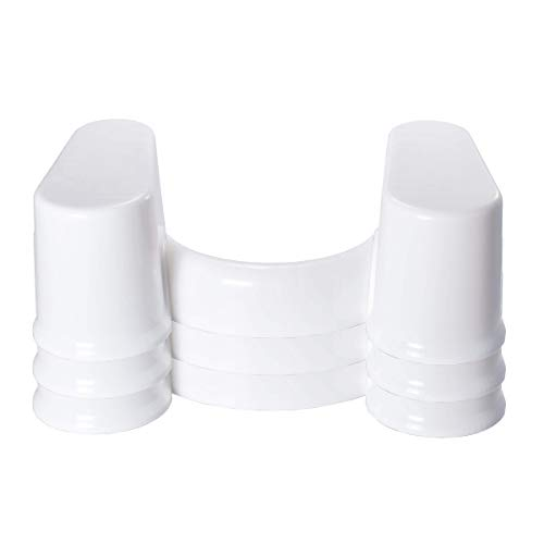 3X Packs Set - Most Ergonomic Bathroom Space Saver 7