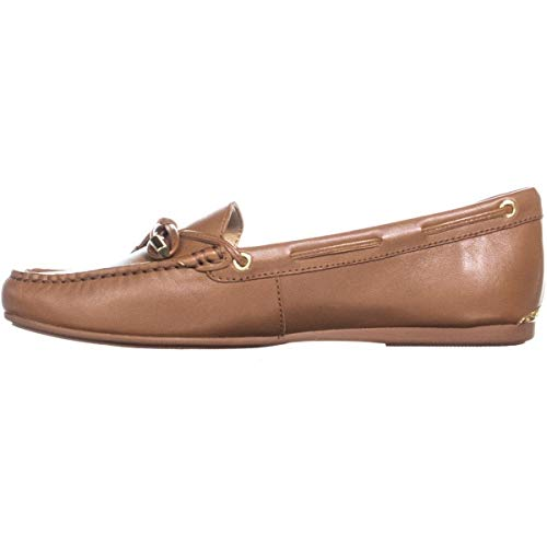 Michael Kors Femmes Chaussures Loafer Couleur Marron Luggage Taille 37.5 EU / 6.