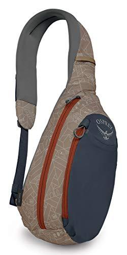 Osprey Daylite Shoulder Sling, Camping Print C, One Size