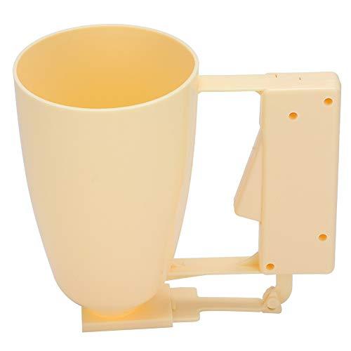 Raguso Dispensador de Masa de Mano Máquina de albóndigas Dispensador de Crema para Pasteles Herramienta de Cocina Accesorios de Cocina
