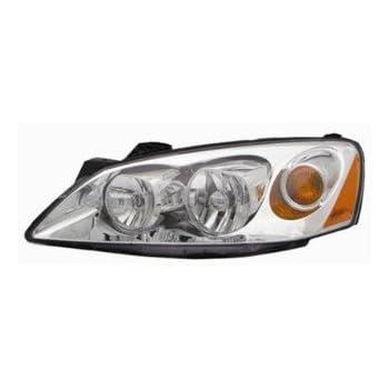 amazon.com: pontiac g6 replacement headlight assembly - 1-pair: automotive  amazon.com