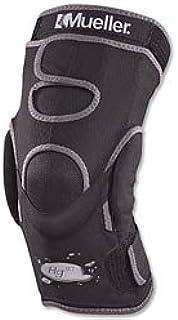 Mueller Hg80 Hinged Knee Brace, Black Medium
