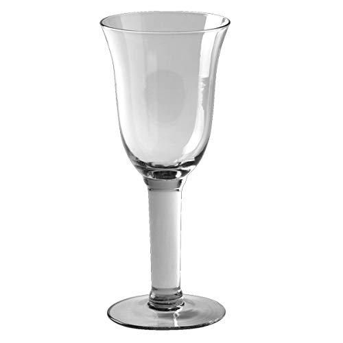 Lambert - Bistroglas - Corsica Klar - Weinglas, Weißweinglas - Maße (ØxH): 8 x 19 cm - Mundgeblasen