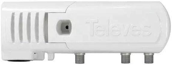 Televes 5504 - Fuente alimentación para Amplificador mástil ...