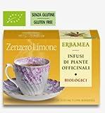 Photo Gallery zenzero e limone filtro bio - 20 bustine