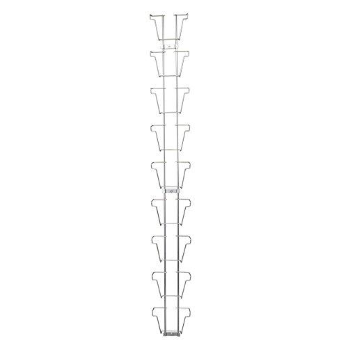 3er Pack Glückwunschkarten-Wandleiste Hochformat 130 x 180 mm mit 9 Fächern