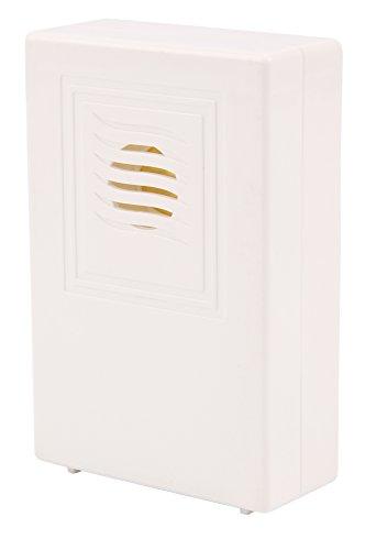 Olympia WMA 100 Wassermelder (mit Alarm, 1,5m Sensorkabel, 93 dB Alarm, Mobiler Einsatz, Wasseralarm für Keller und Wohnung, Feuchtigkeitsmelder mit externem Sensor)