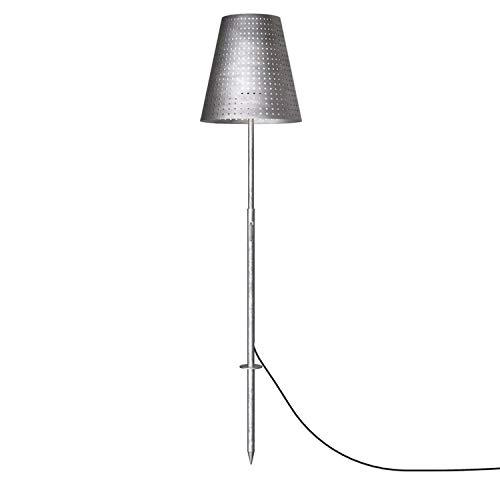 Nordlux 77518031 Lumière Extérieur Zingue Eco E27 IP44 46 W 35 x 35 x 165 cm