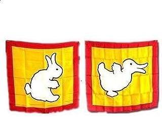 Funnyrunstore Pet Supplies Tunnel Gatto Gatto 3 Vie Gattino Coniglio Tubo Giocattolo Tunnel di Carta Pieghevole Gatto Tunnel Giocattolo Gatto Secchio da Trapano Kit di magia Articoli da regalo e scherzetti Blu