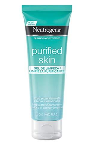 Sabonete Líquido Purified Skin, Neutrogena, 80g