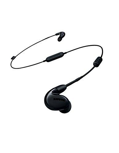 SHURE ワイヤレスイヤホン BT1シリーズ SE846 Bluetooth カナル型 高遮音性イヤホン ワイヤレスケーブル/リ...