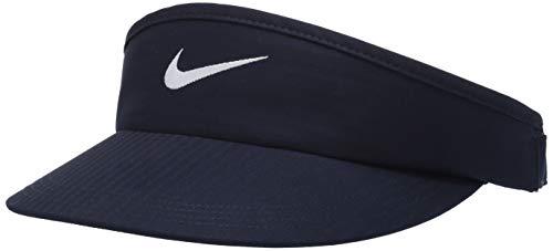 Nike Unisex Nike Core Visor, Obsidian/Anthracite/White, Misc