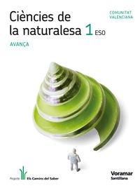 Adaptación Curricular C. Naturales + Faja 1 Eso Voramar