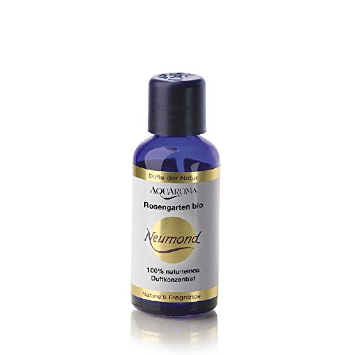 Neumond AQUAROMA Rosengarten bio, 50 ml