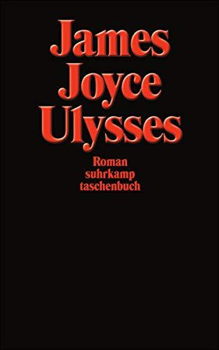 Ulysses: Roman (suhrkamp taschenbuch)