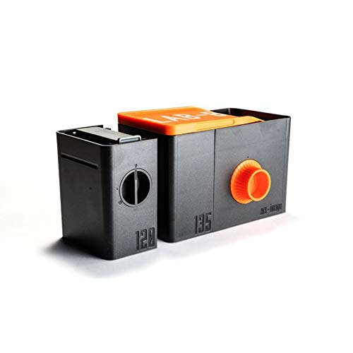 ars-imago LAB-BOX 現像タンク 本体+135+120Module Orange edition