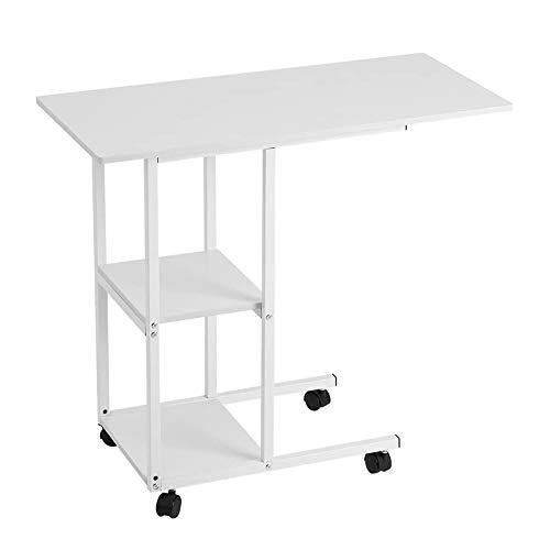 Desk Home Office Tragbare Mobile über Bett Tisch, Sofa Couch Rolling Wheel Laptop Computer Schreibtisch