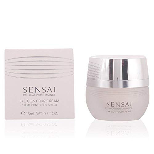 Sensai Cellular Performance femme/woman, Eye Contour Cream, 1er Pack (1 x 15 ml)