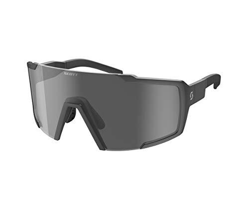 Scott Shield Fahrrad Wechselscheiben Brille schwarz/grau