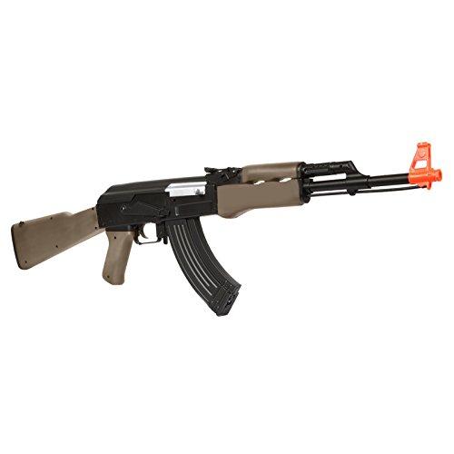 Fucile Elettrico AK 47 Tan per Softair CYMA CM022T in ABS