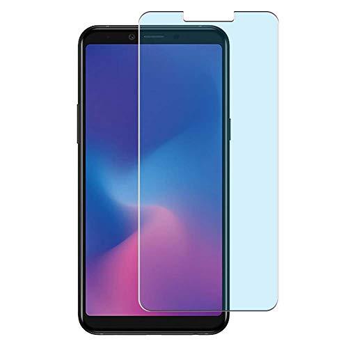 Vaxson 4 Stück Anti Blaulicht Schutzfolie, kompatibel mit Samsung Galaxy A6s SM-G6200, Displayschutzfolie Anti Blue Light [nicht Panzerglas]