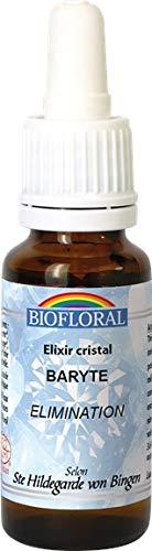 Elixir Minéral Bio - Baryte - 20ml