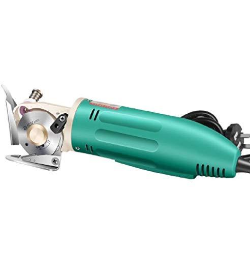 Doeksnijmachine, elektrische schaar, kledingmes, glasvezel, elektrische snijder, bijsnijden van meerdere materialen (22,5 * 4,5 cm)