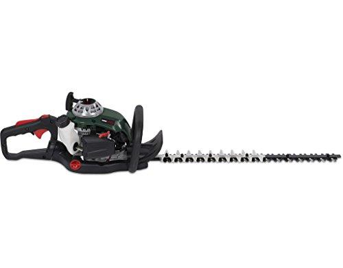Powerplus POWXQG3050 corta-setos eléctrico Cuchilla doble 850 W - Fusible de seguridad (Gasolina, 850 W, Petrol/gas hedge trimmer, 0,33 L)
