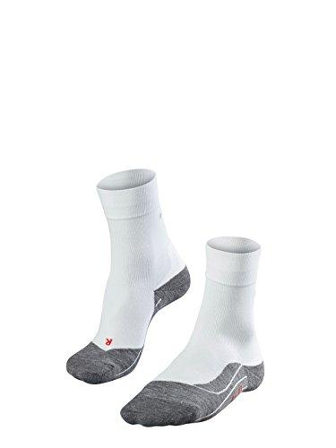 FALKE 16646 Herren Socke RU 4, white-mix (2020), 42-43
