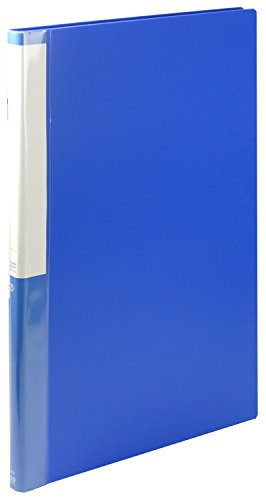 コクヨ ファイル クリアファイル POSITY B4 20枚 青 P3ラ-L24NB
