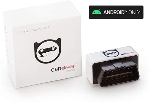 OBDeleven Compatible con Audi, Škoda, Seat. Herramienta de escaneo OBD2 para Android
